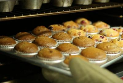 สูตรมาตรฐานทำ Cupcake ที่ไม่แข็งหรือแฉะ จาก British Standards Institution
