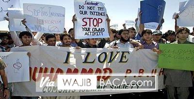 Hadapi Penistaan Agama, Pakistan Nyatakan Minta Bantuan Kepada Facebook!