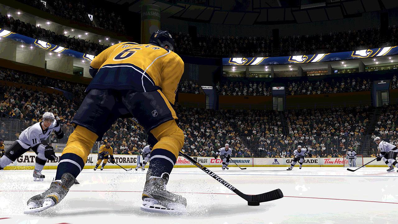 NHL Legacy Edition XBOX 360 (Region FREE) (iMARS) 4