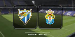 Málaga gana 2 a 1 a Las Palmas
