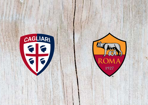 Cagliari vs Roma Full Match & Highlights 08 December 2018