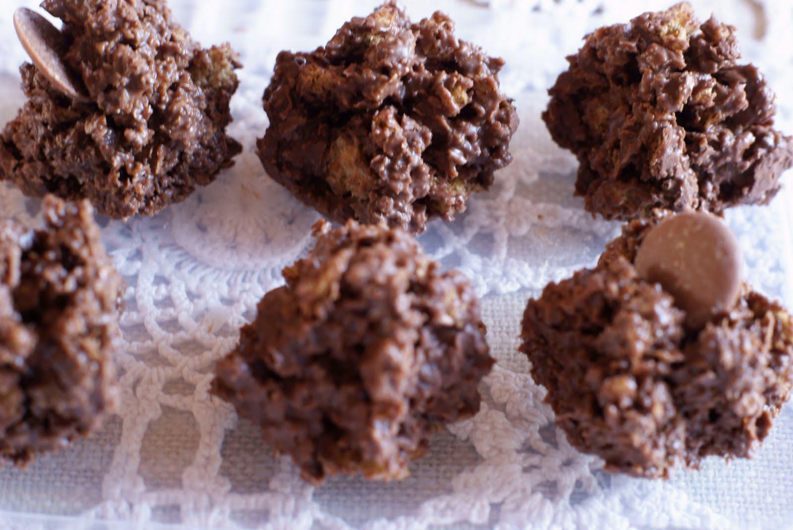 Weetabix Chocolate Bites