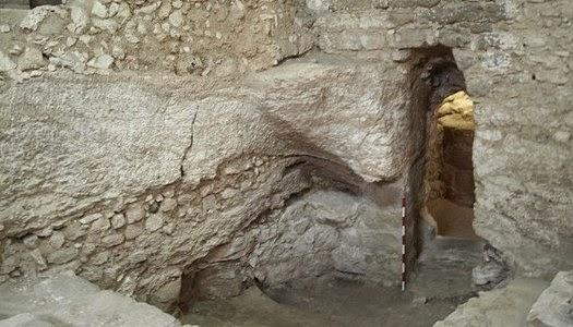 Casa del siglo I donde Jesús vivió su infancia