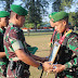 Danyonif 407/PK Apresiasi Prajurit Petarung Peraih Medali Emas dan Perak