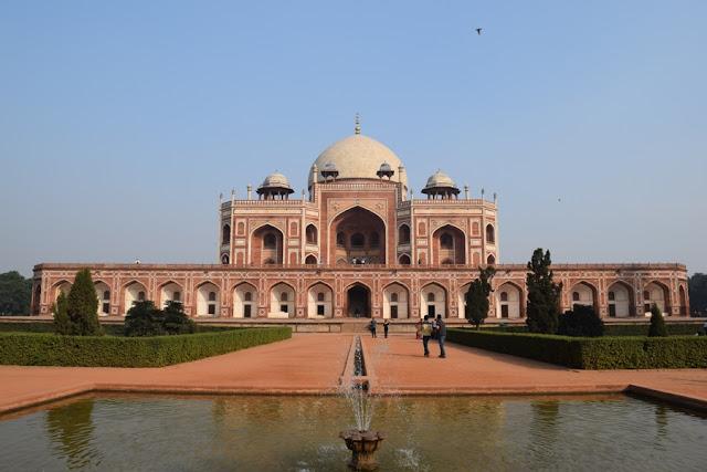 Humayum's Tomb
