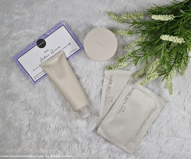 Skincare Taiwan Naruko Magnolia
