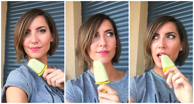Fitness And Chicness-Avocado Matcha Coconut Bowl and Popsicles-1