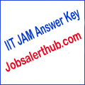 IIT JAM Answer Key