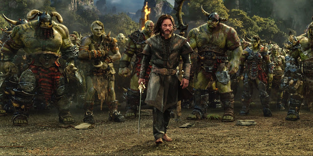 Get into the Action Fantasy Zone with TV Premiere of Warcraft on Sony PIX