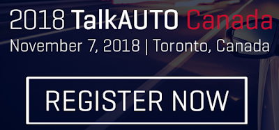 2018 TalkAUTO Canada Registration
