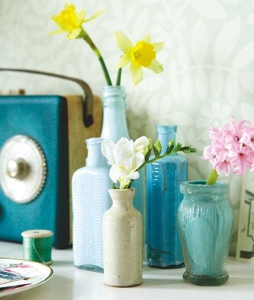 Spring Decorating: Home Decorating Ideas