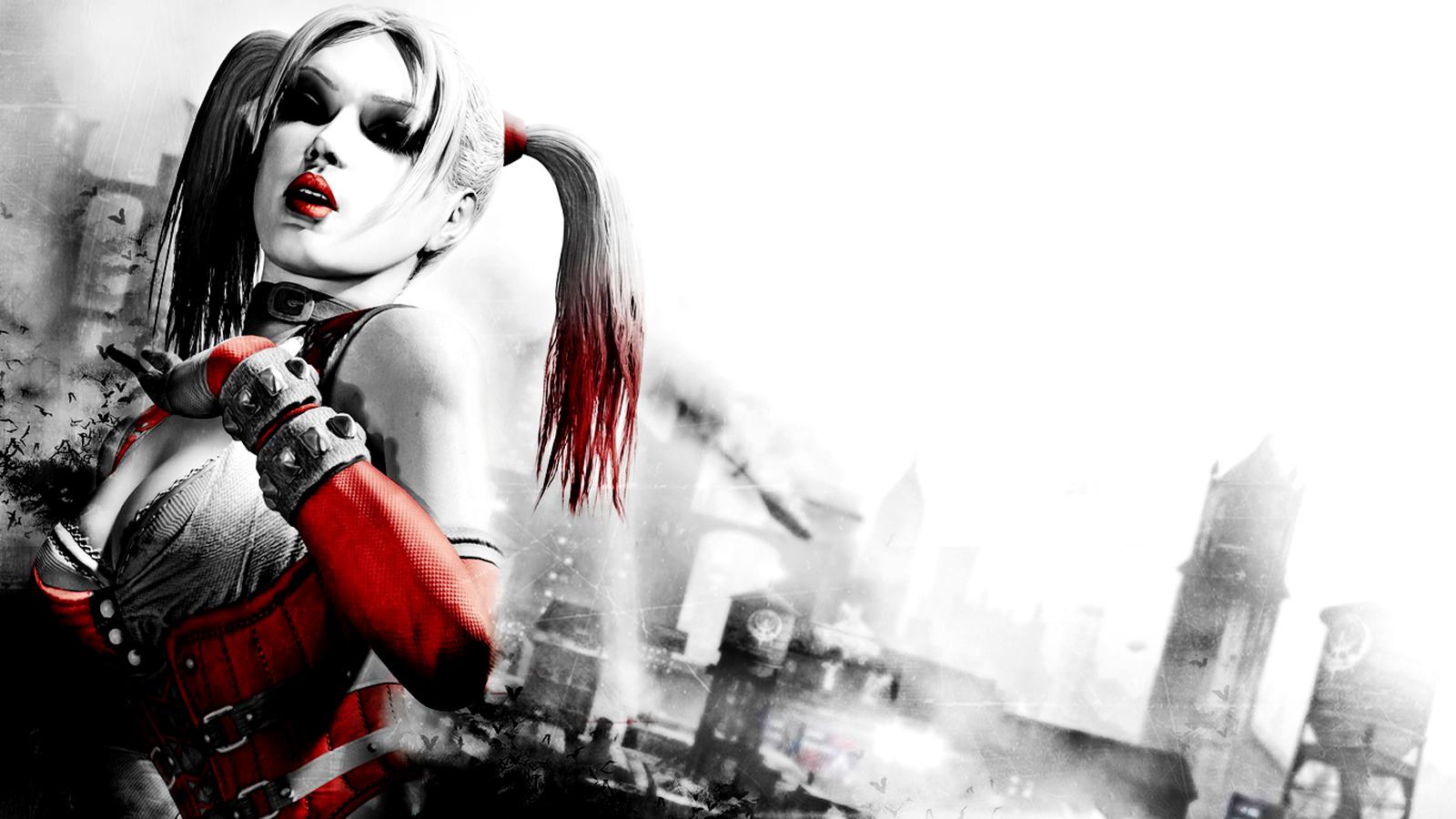 Wallpaper Hd Harley Quinn