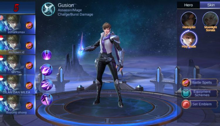 "Mobile Legends: Bermain Mode Mirror, Serasa ""Kagebunshin No Justu"""