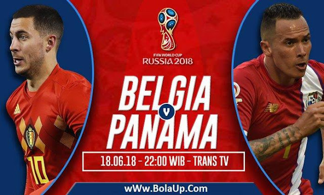 BELGIUM VS PANAMA LIVE STREAM 18 JUNE 2018