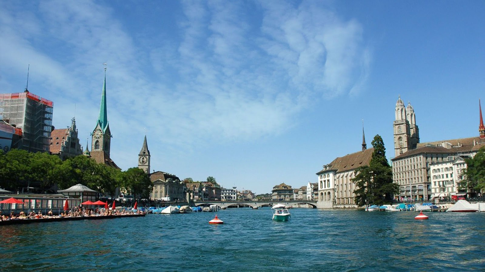 World Beautifull Places: Zurich Switzerland
