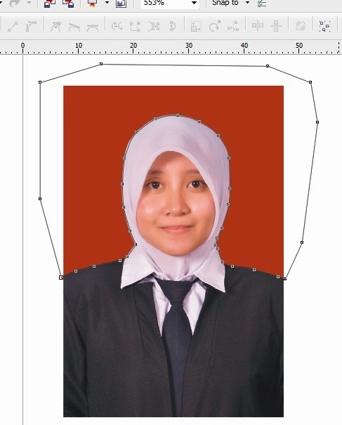 Cara Ganti Background Foto Di Corel : ganti, background, corel, Belajar, CorelDraw:, Mengganti, Background, Menggunakan, CorelDraw