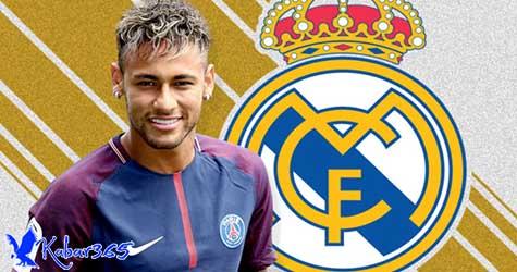 Begini Tanggapan Soal Rumor Neymar Dikaitkan dengan Madrid
