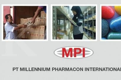 Lowongan PT. Millenium Pharmacon International Pekanbaru Desember 2018