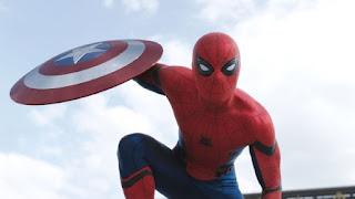 spiderman homecoming: divertido nuevo clip relacionado con civil war