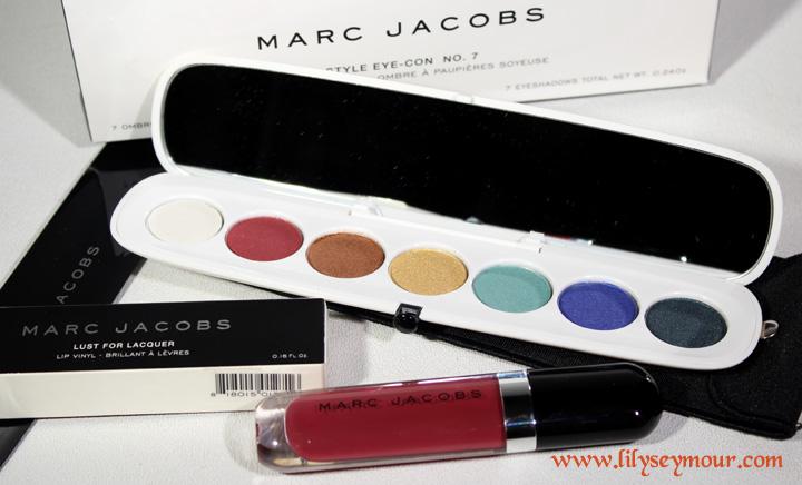 Mark Jacobs The Siren Palette