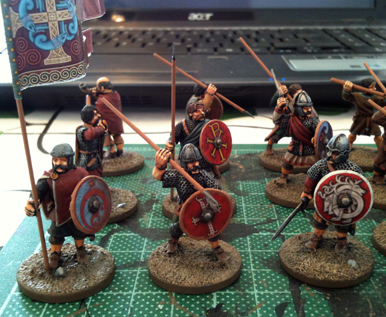 A Conflict Of Interests Dark Ages Welsh 5