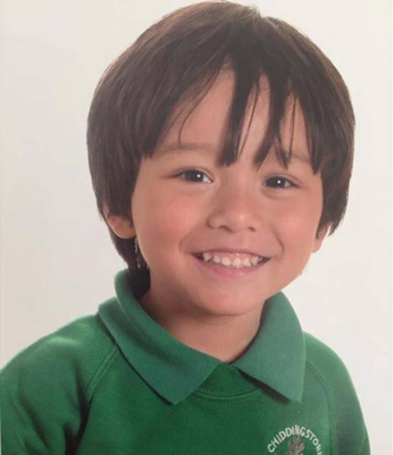 Julian Cadman, niño australiano de 7 años, sigue desaparecido desde el atentado de Barcelona
