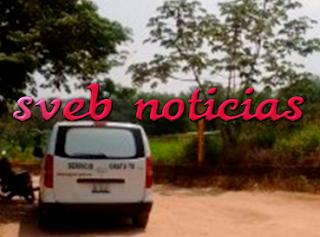 Hallan cuerpo en estado de Putrefaccion en Chinameca Veracruz