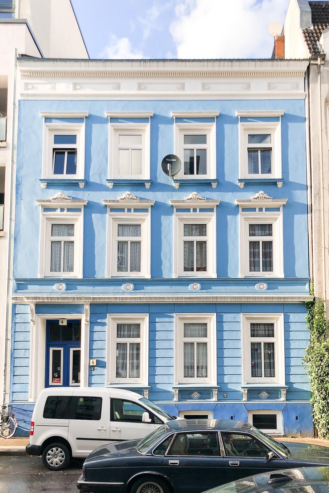 arquitetura alemanha hamburgo