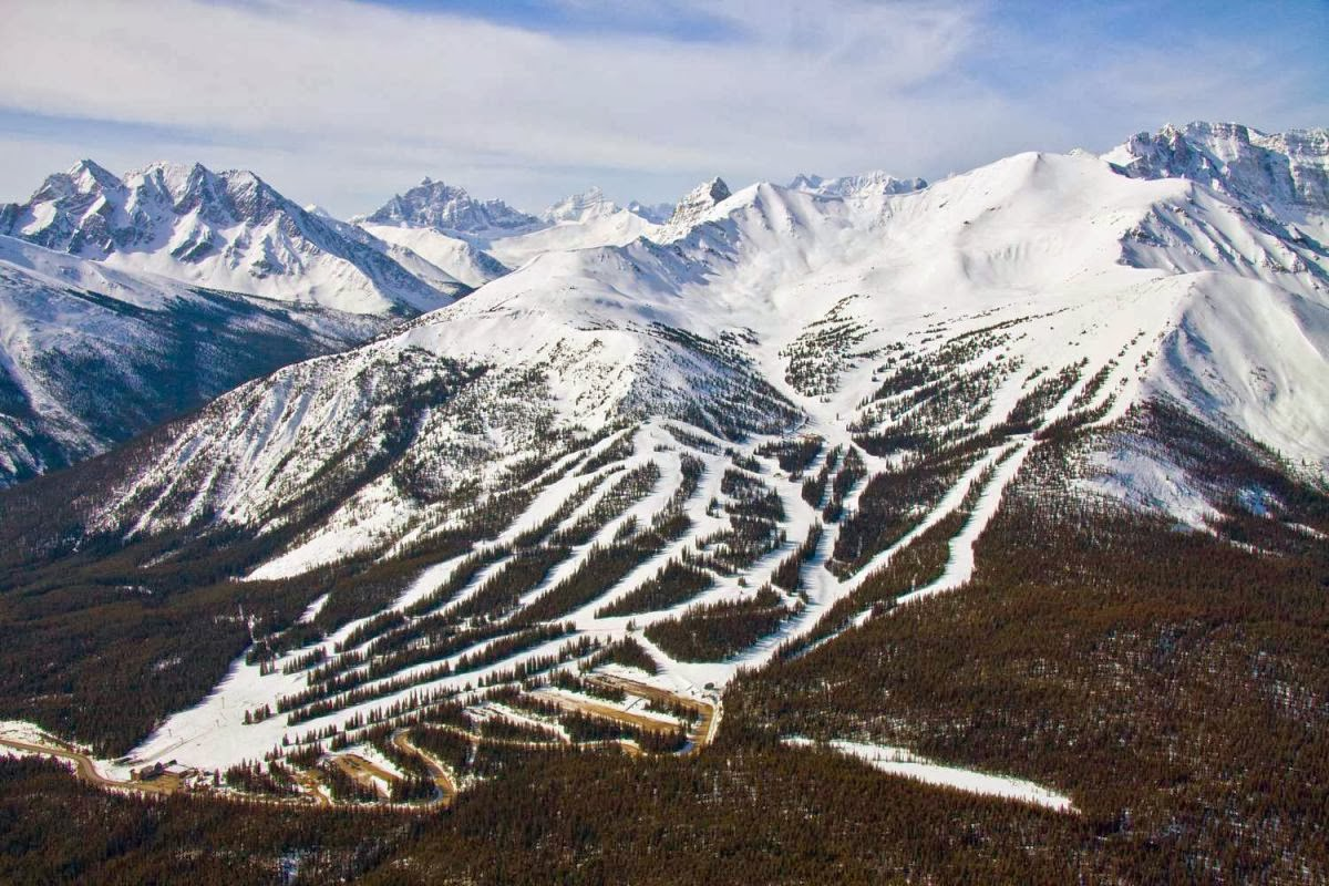 Jasper's Marmot Basin Ski Resort, Alberta - Where is the Best Place for Skiing And Snowboarding in Canada