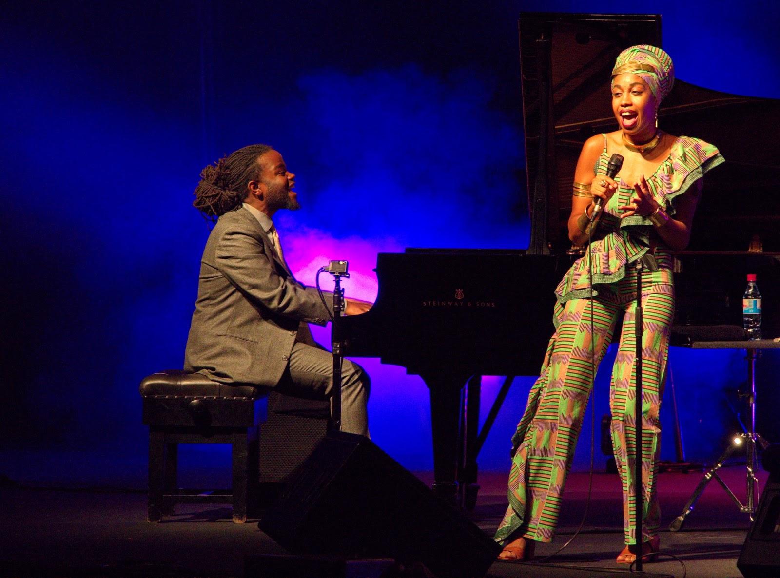 Jazzmeia Horn e Jason Moran brilham no Funchal Jazz