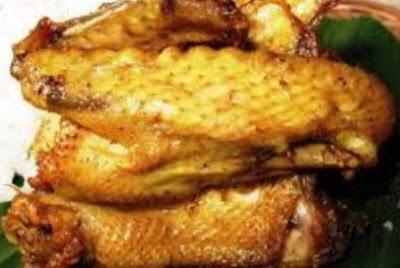 Resep Ayam Goreng Cibiuk Khas Sunda Jawa Barat