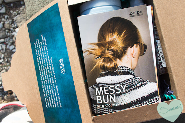 Chronicles of a Hair Novice: The Messy Bun with Aveda