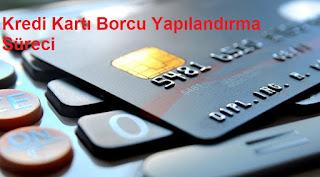 Kredi Kartı Borcu Yapılandırma Süreci