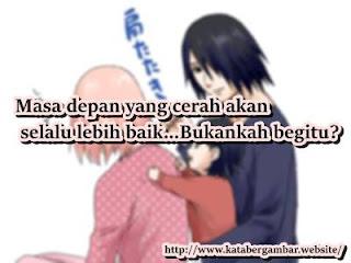 kata kata sasuke uchiha untuk sakura dan sarada