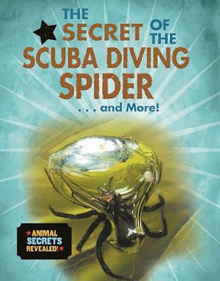 THE SECRET OF TEH CUBA DIVING SPIDER...AND MORE!