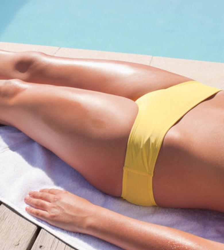 What is a european bikini wax