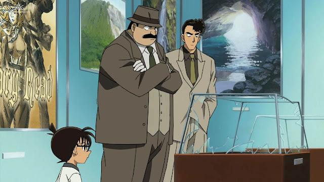 فيلم انمى Conan كونان الأحد عشر BluRay مترجم أونلاين كامل تحميل و مشاهدة