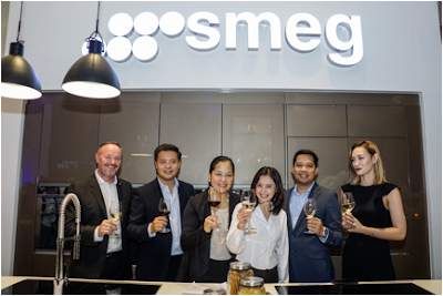 SMEG Philippines Launches Country's First Lifestyle Appliance Store At Park Terraces Makati