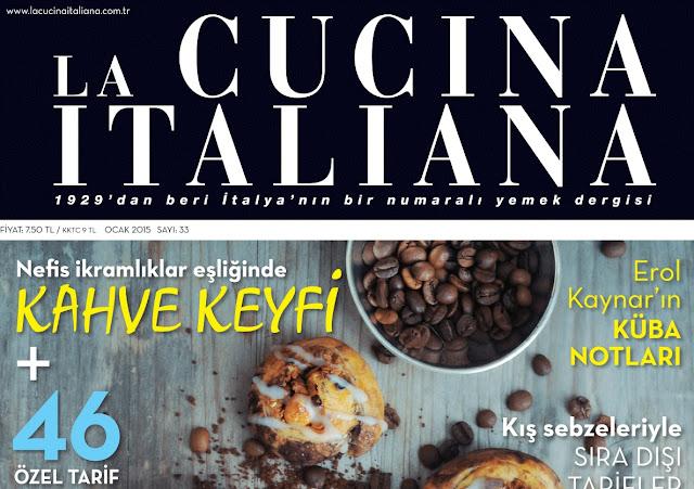 la cucina italiana türkiye