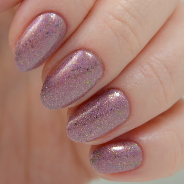swatch indie nailpolish Polished for Days Eudaimonia