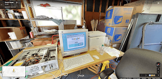 Kantor pertama google di Susan's Garage garasi rumah susan