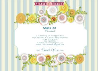 StudioC81 Photobooth Murah