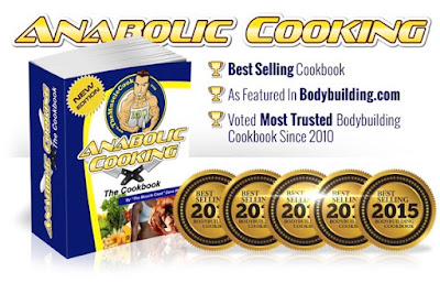 Anabolic Diet Recipes List! Find out some Anabolicious Recipes Right Now!