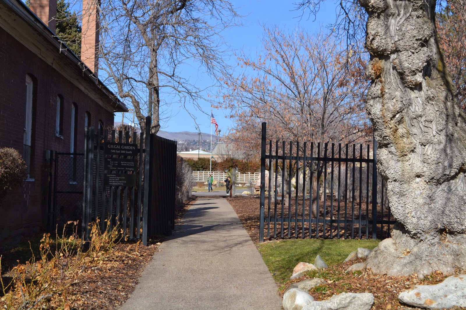 Katie Wanders Gilgal Sculpture Garden Salt Lake City Utah