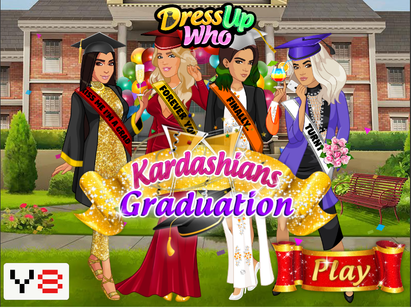 Game Kardashians Graduation