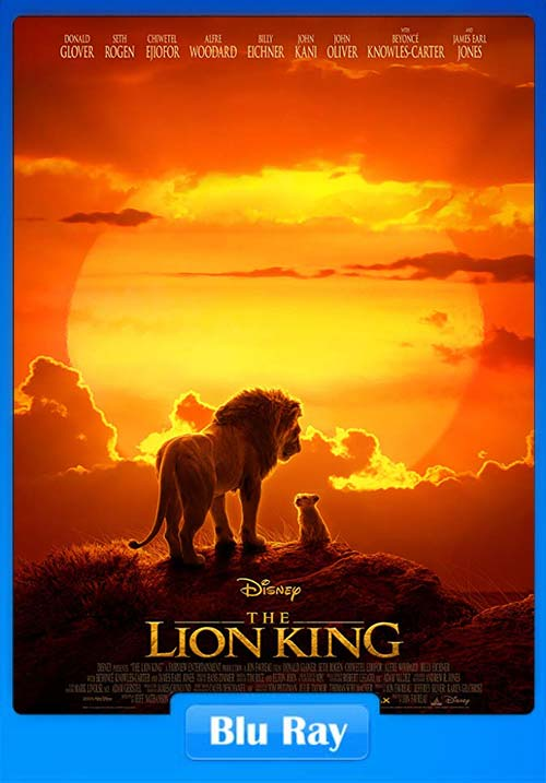 The Lion King 2019 720p BluRay Hindi English x264 | 480p 300MB | 100MB HEVC