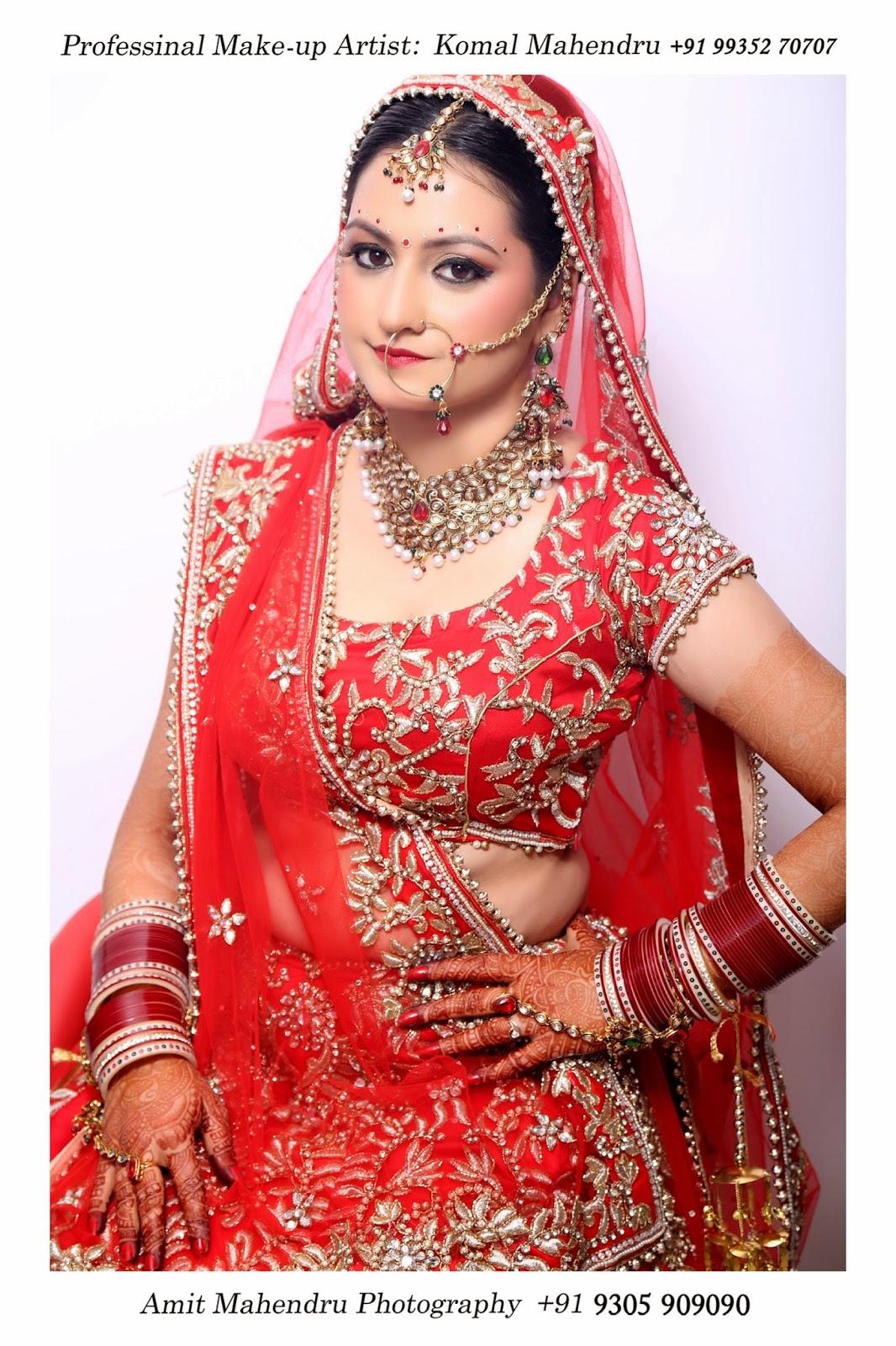Komal Mahendru S Professional Makeup Lucknow India Beauty Salon Hair Salon Bridal Makeup Artist