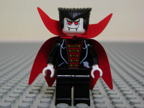 Disclaimer: May mention silly LEGO vampires