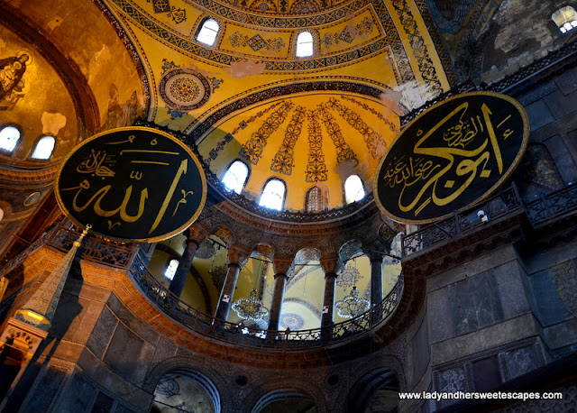Christianity and Islam in Hagia Sophia