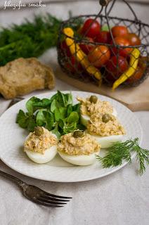 (Jajka z tuńczykiem